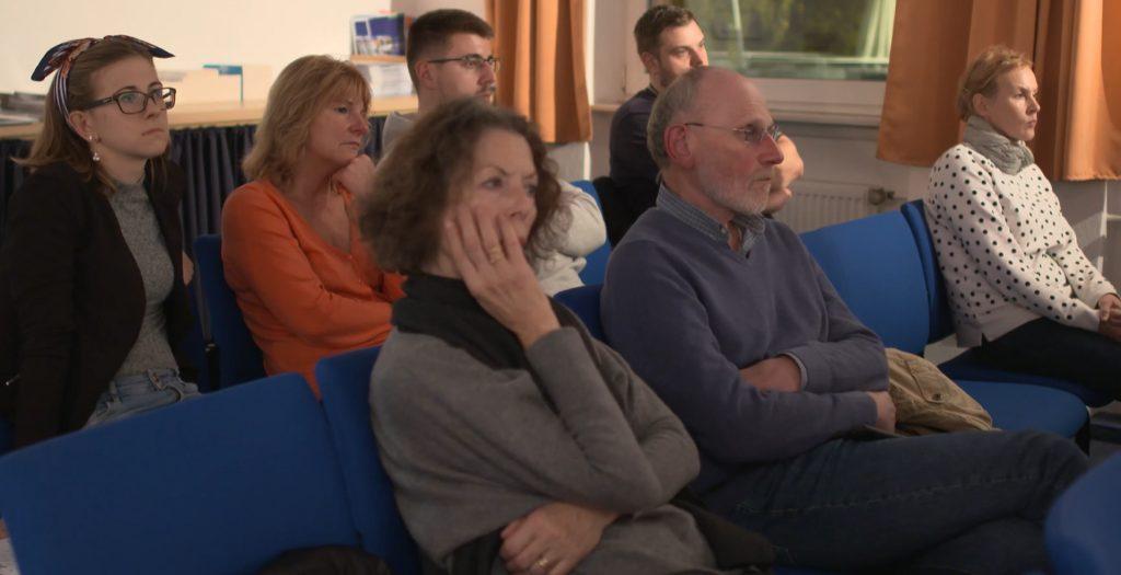Podiumsdiskussion Künstliche Intelligenz und politische Entscheidungsfindung_Publikum