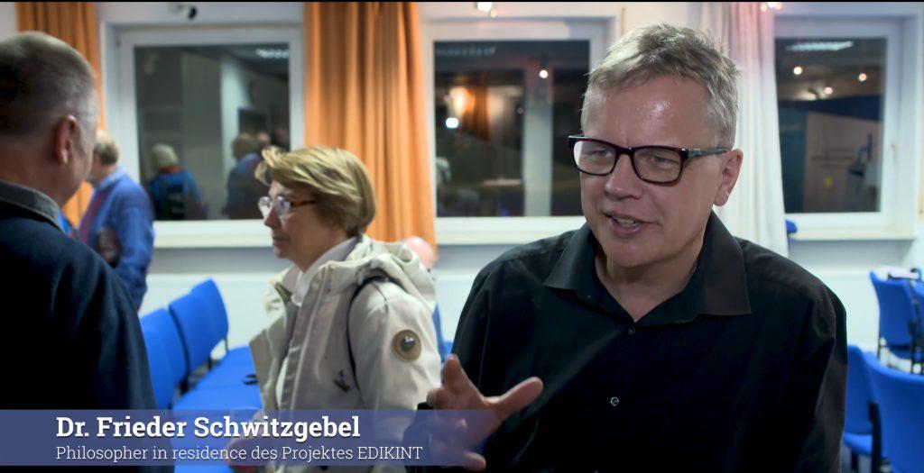 Podiumsdiskussion Künstliche Intelligenz und politische Entscheidungsfindung_Dr._Frieder_Schwitzgebel