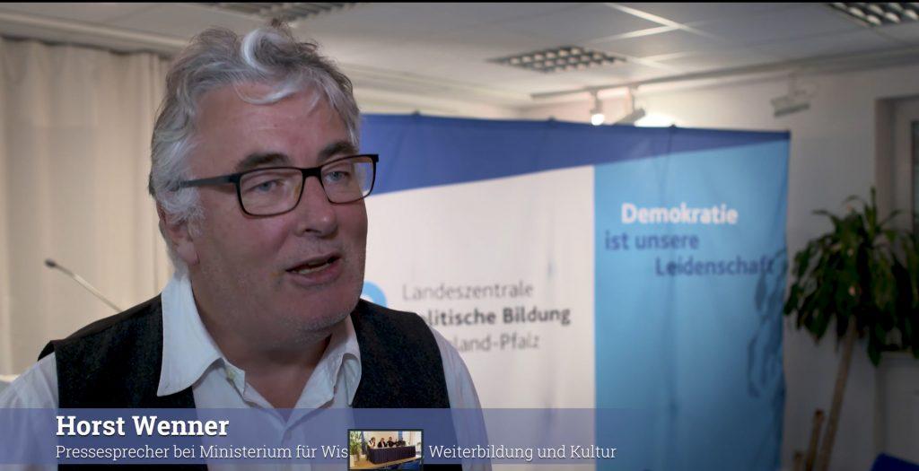 Podiumsdiskussion Künstliche Intelligenz und politische Entscheidungsfindung_Horst_Wenner