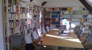 Bibliothek Raum 4